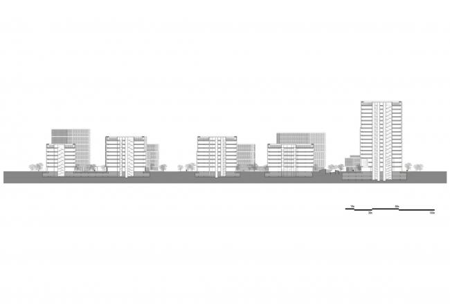 Бизнес-парк «AVIC Международный город авиапромышленности» © gmp