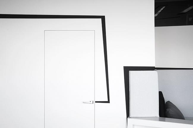 Интерьер квартиры по ул. Маршала Жукова © Архитектурное бюро «Тотемент/Пейпер»