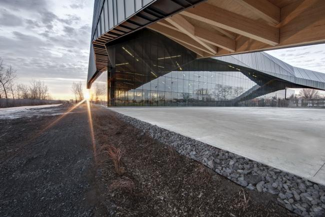 Футбольный стадион Монреаля © Olivier Blouin