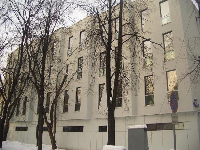 Жилой комплекс «Посольский дом» © АБ Остоженка