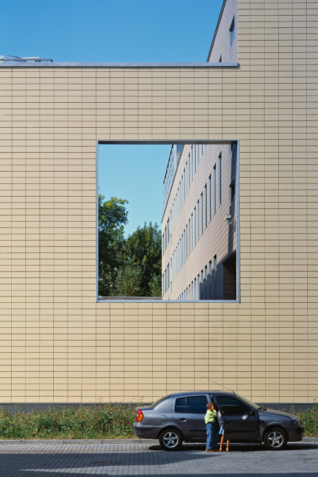 Офисный комплекс в Турчанинове переулке © АБ Остоженка