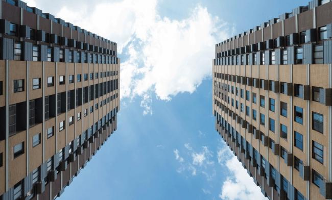 Жилой комплекс в Бутово © Архитектурная мастерская «Группа АБВ»