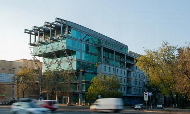 Бизнес-центр «Океан-плаза» © Архитектурная мастерская «Группа АБВ»