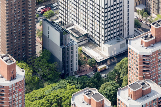 Многоквартирный дом Carmel Place © Iwan Baan