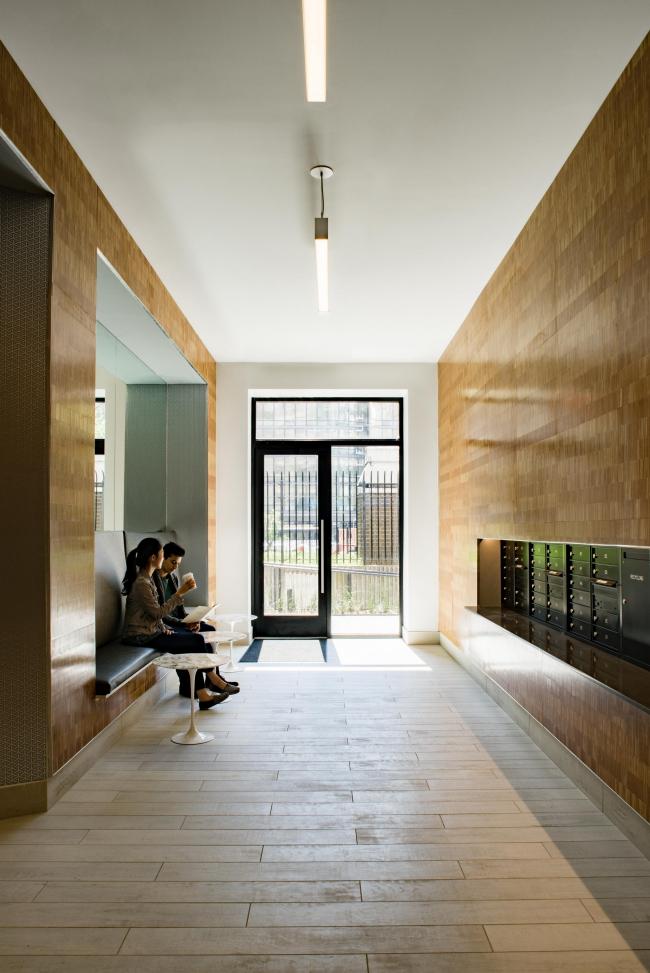 Многоквартирный дом Carmel Place © Pablo Enriquez