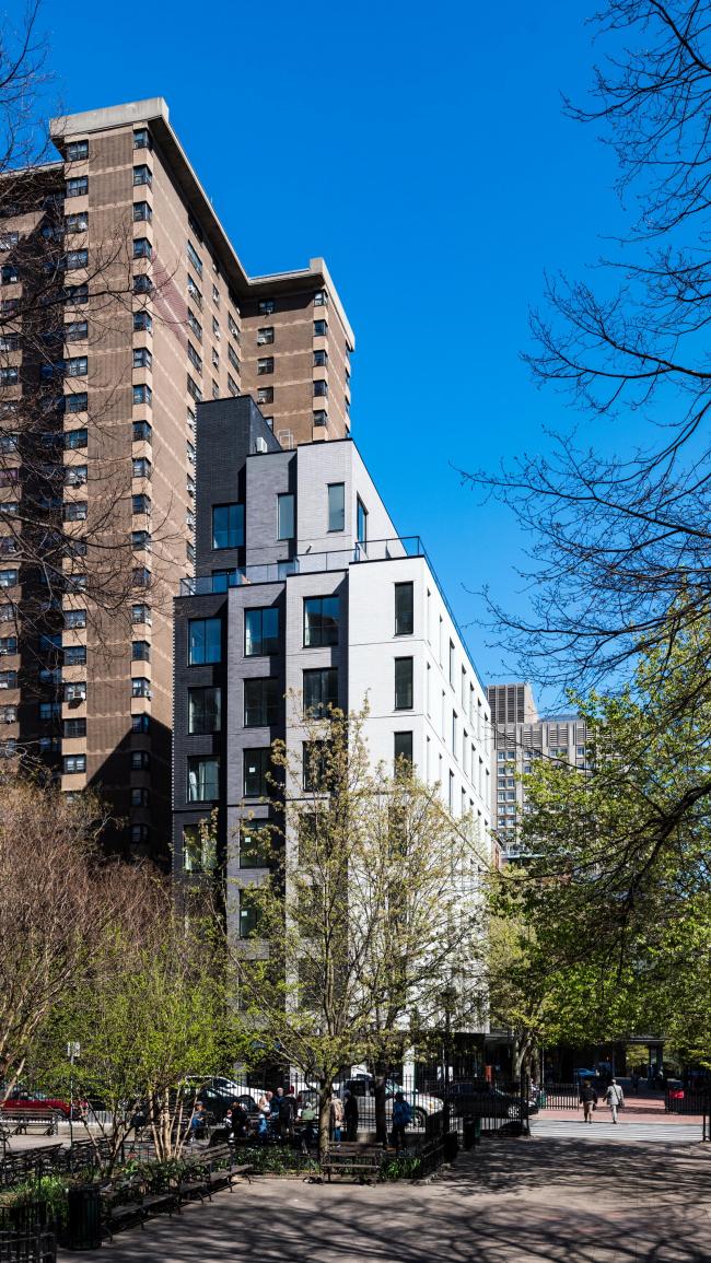 Многоквартирный дом Carmel Place © Field Condition