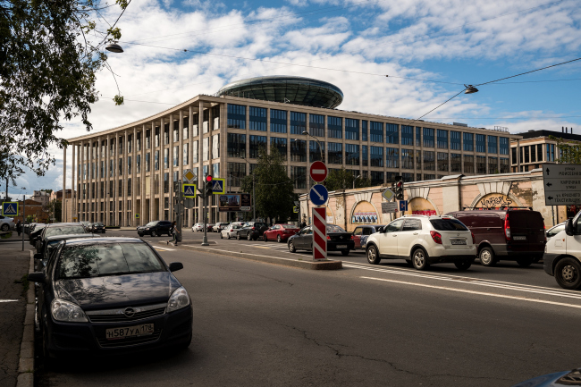 Административный и общественно-деловой комплекс «Невская ратуша»
