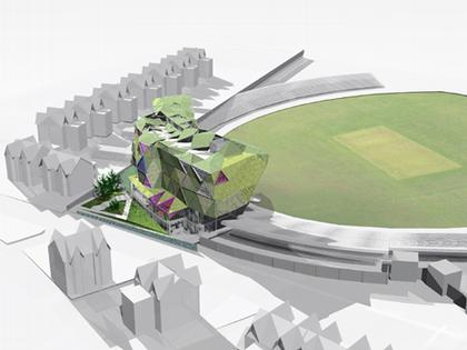 Павильон Крикетного клуба графства Йоркшир
