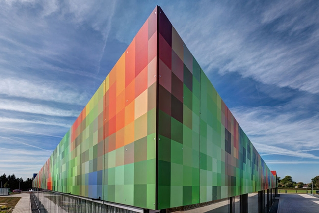 MAX-панели для отделки фасадов. Фото предоставлено компанией «Декотек Инжиниринг»