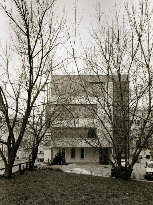 Офисное здание на Сухаревской