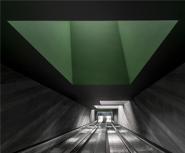 Культурный центр The HUB © Dirk Weiblen
