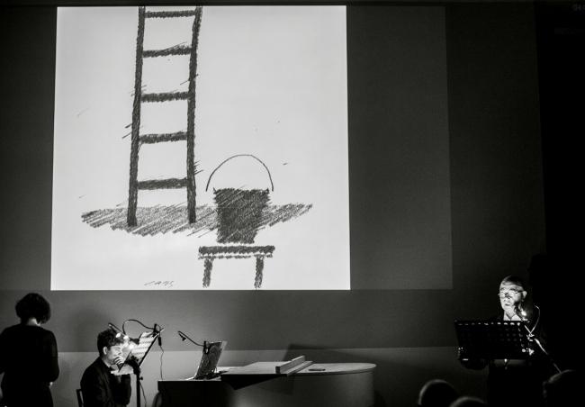 """Фестиваль «Вазари» в Нижнем Новгороде. Простой концерт для скрипки с архитектором"""". Фотография © Иван Волков, Geometria.ru"""