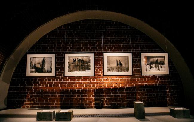 Фестиваль «Вазари» в Нижнем Новгороде. Открытие выставки «Излучения». Фотография © Иван Волков, Geometria.ru