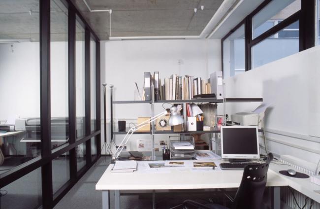 Архитектурная мастерская АБ «ПАНАКОМ». Проект, 2003 © PANACOM