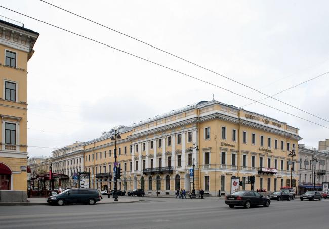 Бизнес-центр «Невский, 38», Санкт-Петербург.
