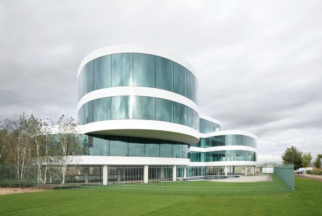 Офисный комплекс «Лолита» в Мадриде © José Hevia