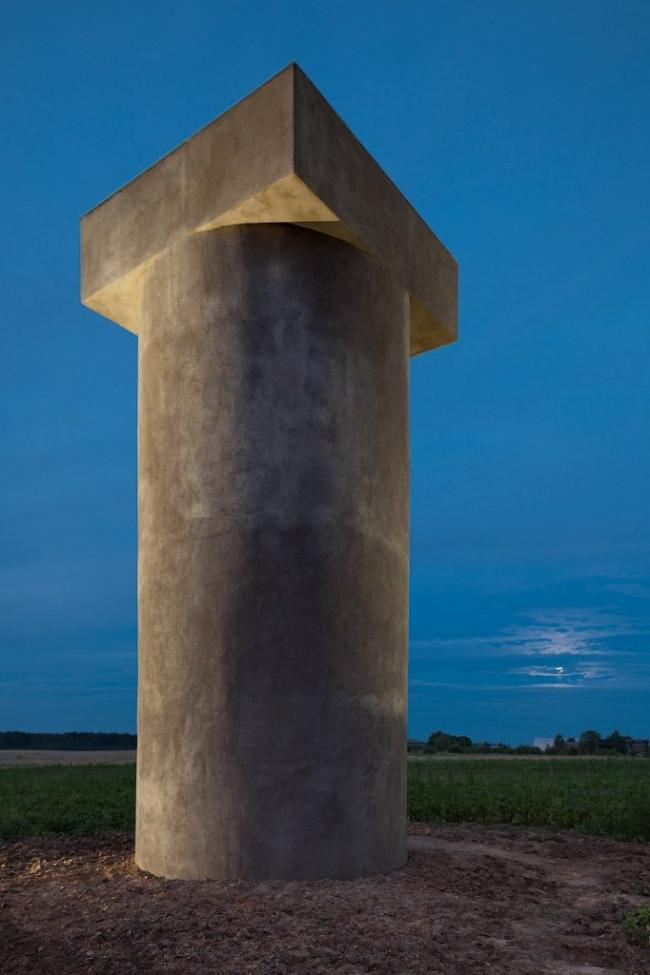 Музей сельского труда на «Архстоянии-2015». Реализация, 2015 © SPEECH