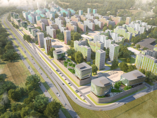 Жилой комплекс «Новый Зеленоград»