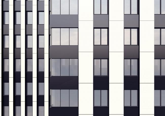 Жилой комплекс «Сердце Столицы». Проект, 2012 © SPEECH