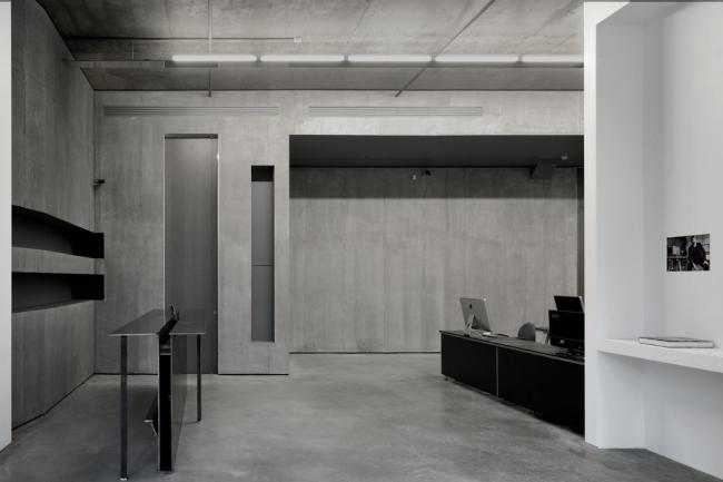 Галерея Татинцяна. Реализация, 2013 © SPEECH