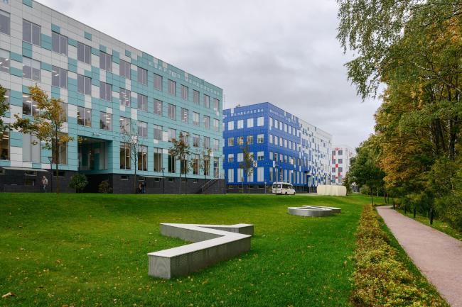 Инновационный центр «Сколково». Фотография © Василий Бабуров