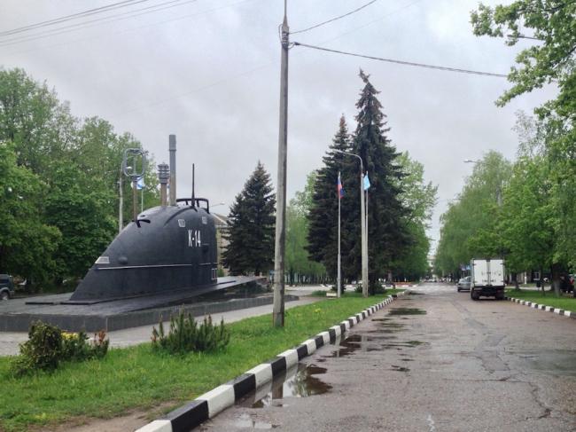 Наукоград Обнинск. Фотография предоставлена организаторами конференц-тура «Город как инновация»