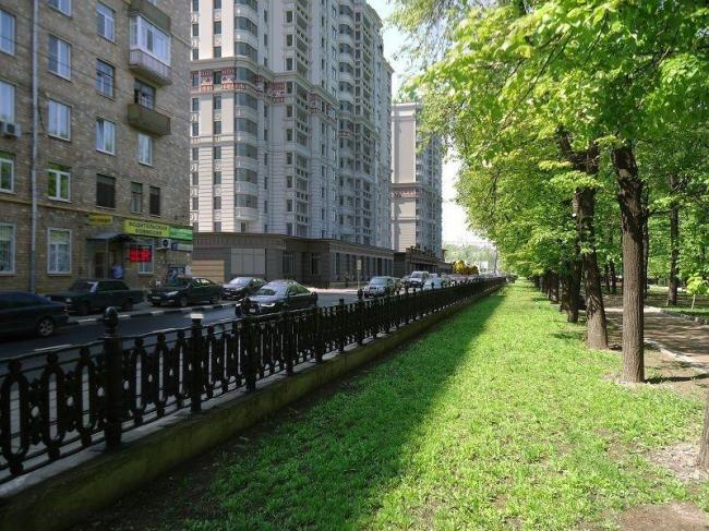 Жилой комплекс «Донской Олимп». Реализация, 2016-2017 © Мезонпроект