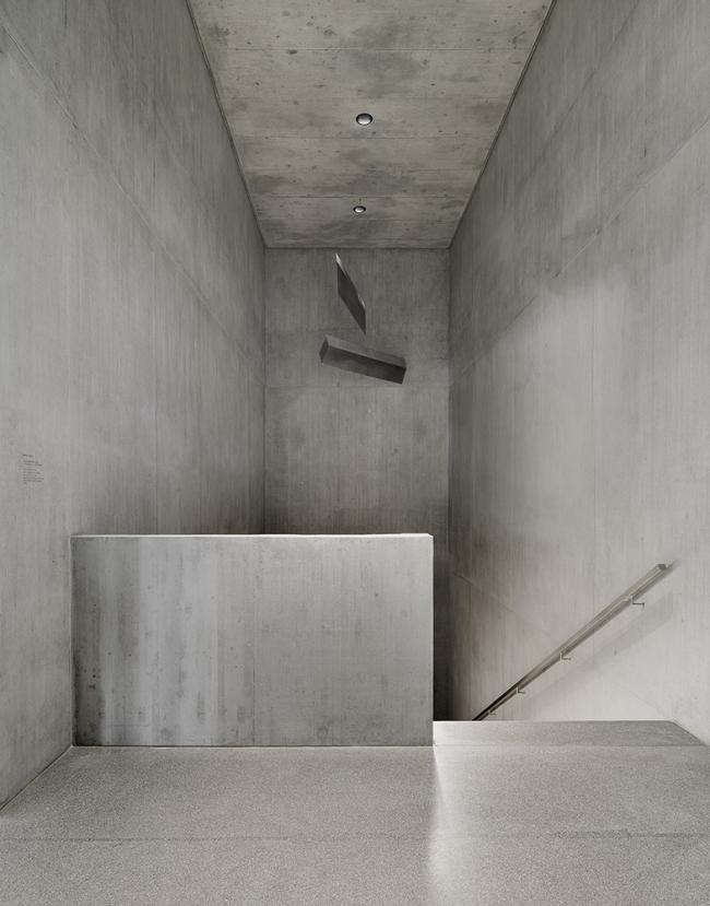 Новый корпус Художественного музея в Куре © Simon Menges