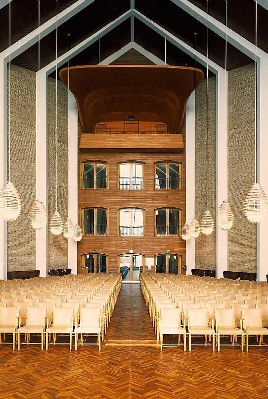 Кампус Университета Орхуса. С 1936 © C.F. Møller