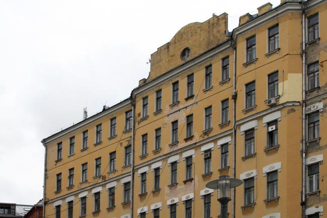 Доходный дом архитектора Н.И. Жерихова, 1907. Фотография © Юлия Тарабарина, Архи.ру