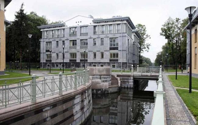Реконструкция кинокопировальной фабрики. Реализация, 2005. Фотография © К.В. Смирнов
