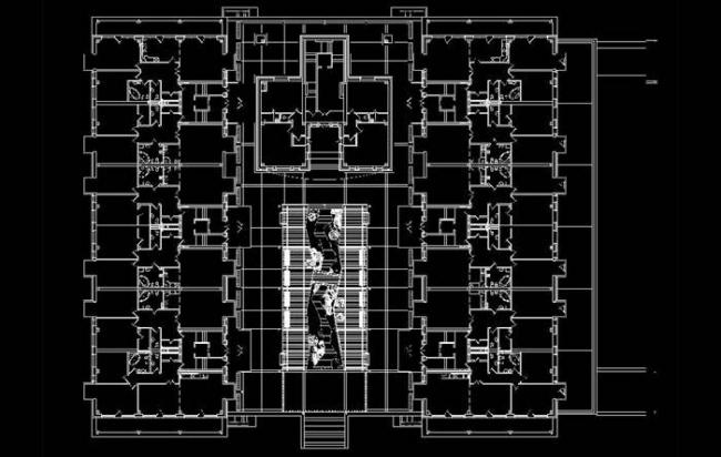 Апартамент-отель «Пятый элемент». Реализация, 2003 © Герасимов и партнеры