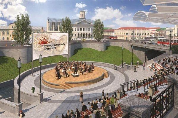 «ИНО Томск». Проект, 2015. Изображение предоставлено организаторами конференц-тура «Город как инновация»