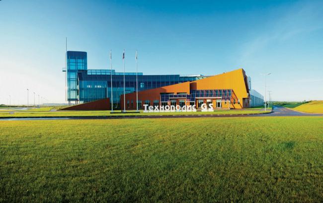 Технополис GS. Фотография предоставлена организаторами конференц-тура «Город как инновация»