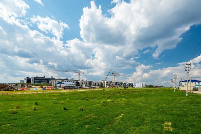 Сколково. Реализация, 2020. Фотография предоставлена организаторами конференц-тура «Город как инновация». Источник: sk.ru