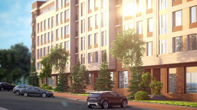 Жилой комплекс «Milkhouse». Изображение с сайта www.milkhouse-nsk.ru