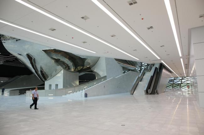Музей современного искусства и градостроительная выставка – MOCAPE © Szeto Wing