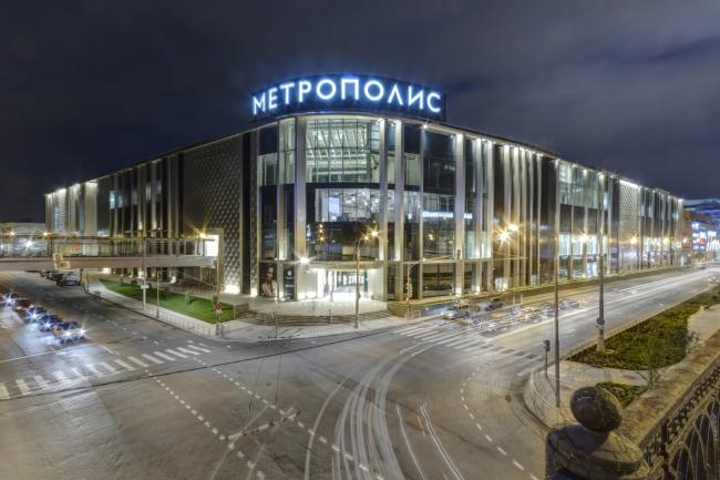Торговый комплекс «Метрополис», вторая очередь. Реализация, 2016 © UNK project