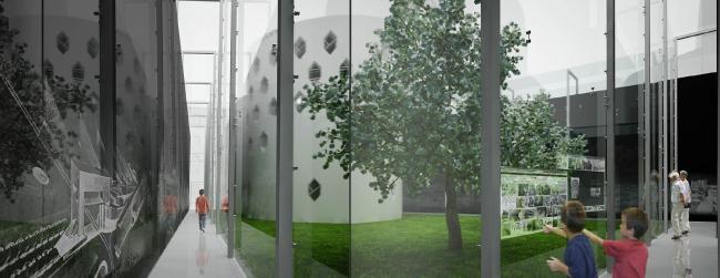 Музей «Дом Мельникова». Проект, 2013 © Четвертое измерение