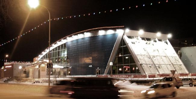 Развлекательный центр «ЛАНГАЛ». Реализация, 2004 © Четвертое измерение
