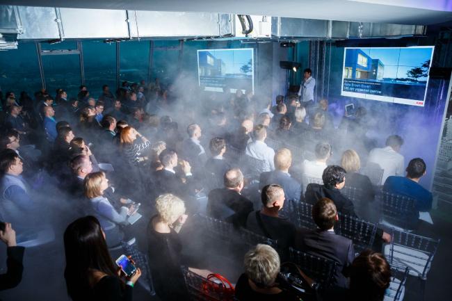 Мероприятие, приуроченное к запуску SKY и SKYmoon в России. Фотография предоставлена компанией АББ