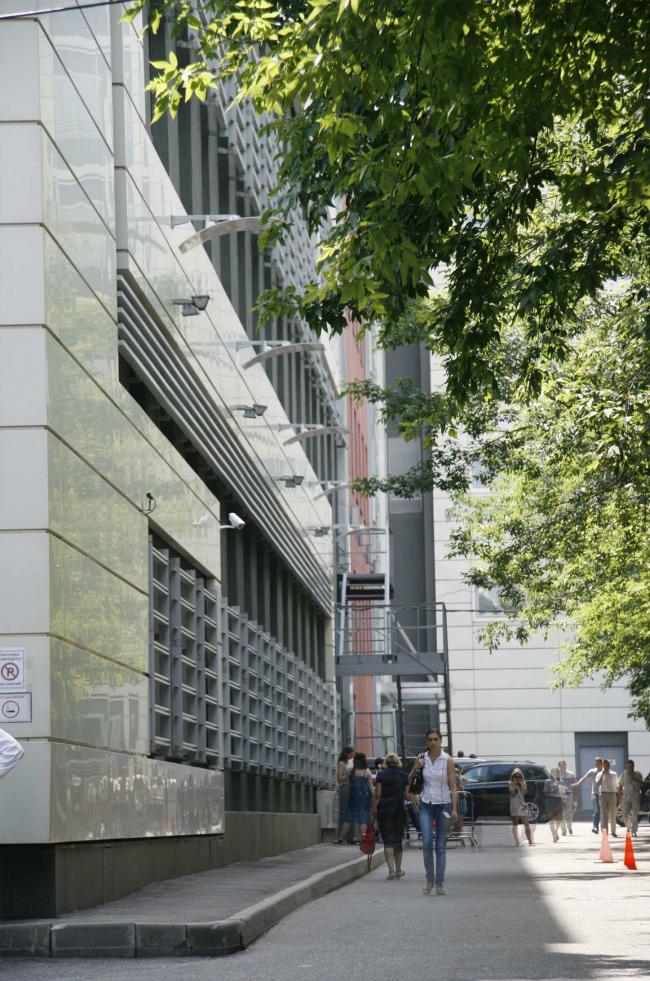 Комплекс производственных зданий «КВАРТАЛ-СИТИ» Реализация, 2006 © Четвертое измерение