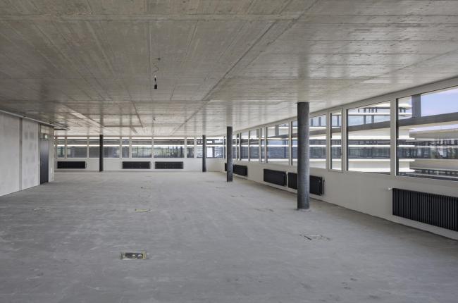 Офисный комплекс Tic Tric Trac. Фото: Arch Photo, Inc. © baumschlager eberle