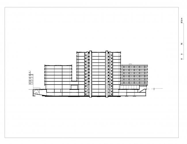 Офисный комплекс Tic Tric Trac © baumschlager eberle