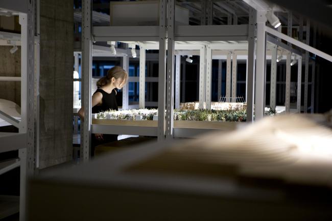 Музей Archi-Depot © Toshiyuki Togashi