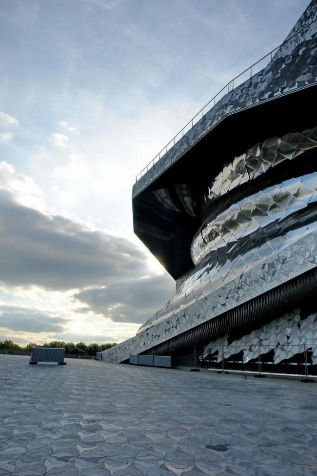 Парижская Филармония. Май 2015 © Нина Фролова