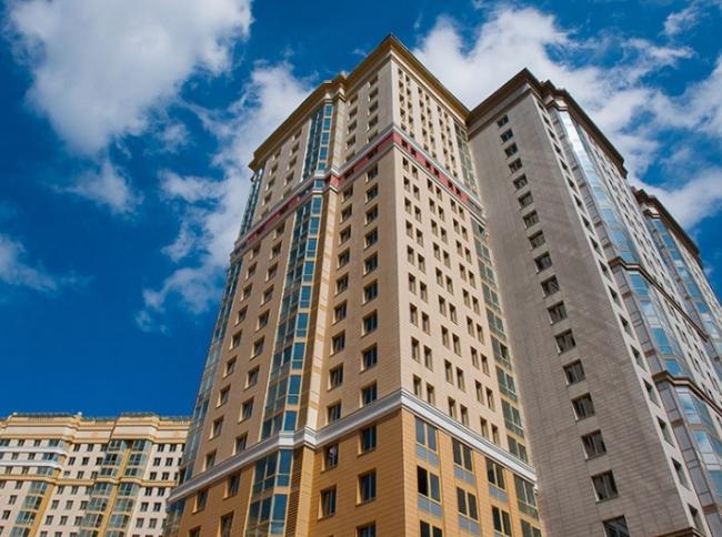 Жилой комплекс «Мосфильмовский». Фотография © U-KON