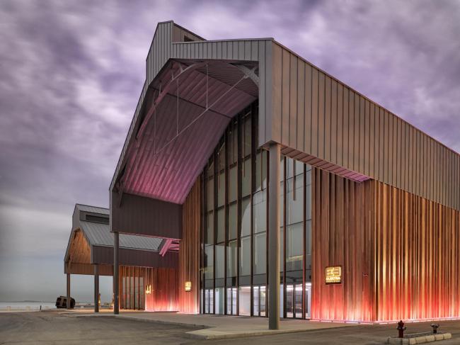Культурный центр «Новая электростанция» (Elektra) © Cemal Emden