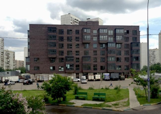 Жилой комплекс в Новокосино. Реализация, 2016 © АБ «Остоженка»