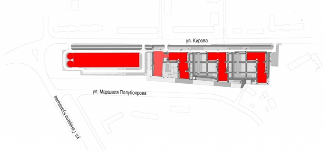 Жилой комплекс в Люберцах © АБ «Остоженка»